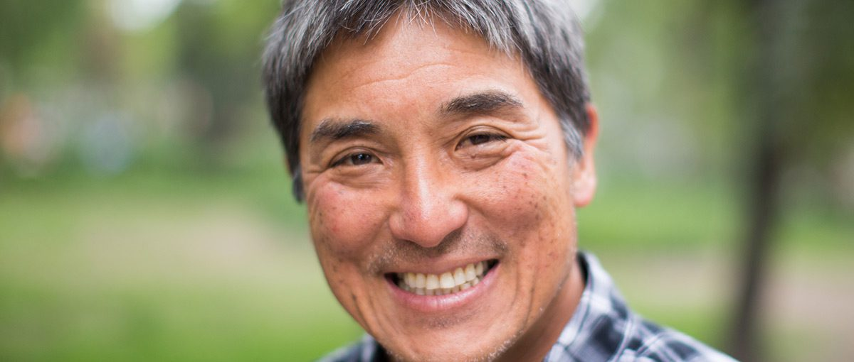 Guy Kawasaki on EDGE of the web