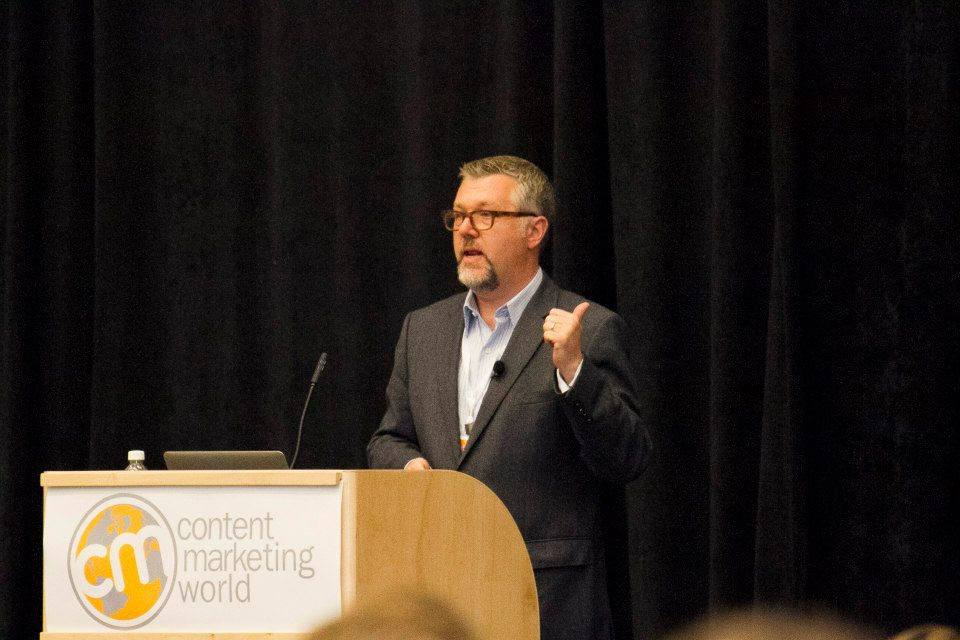 A presentation to Content Marketing World by Tom Webster
