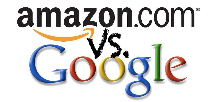 Amazon.com vs Google