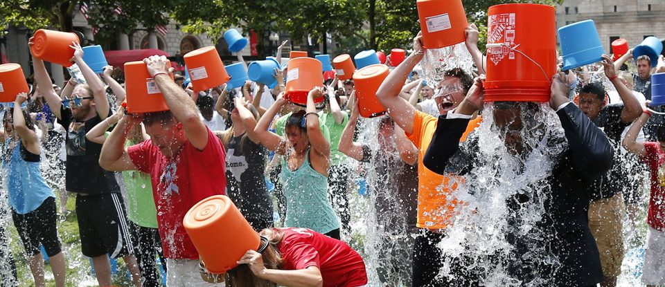 Lessons from the Ice Bucket Challenge - edge of the web radio show