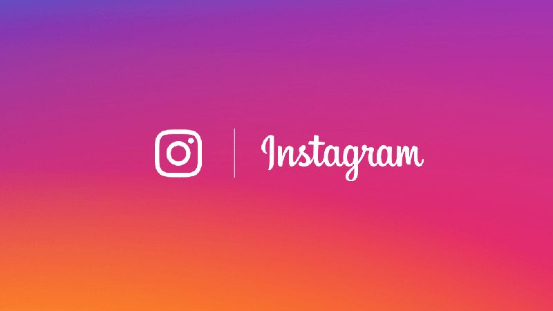 The Instagram logo