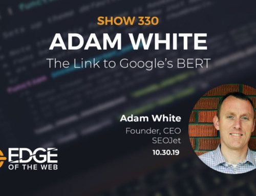 Better Link-Building with Adam White