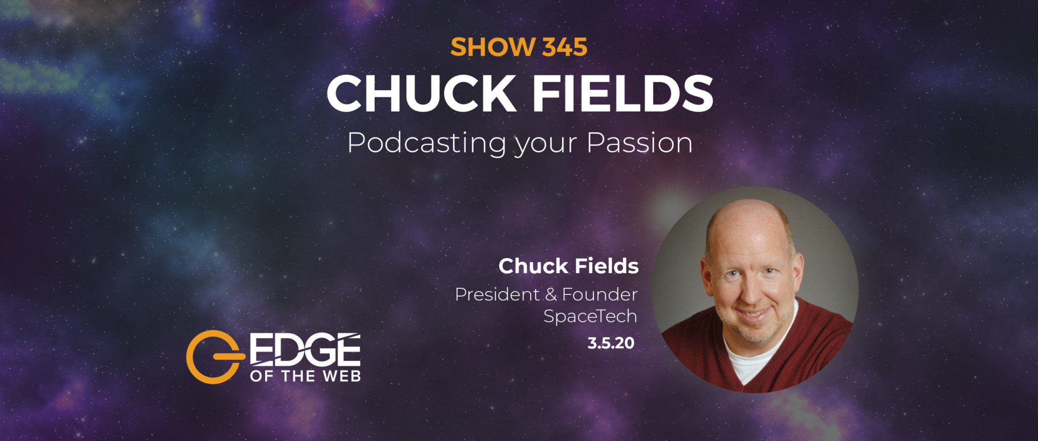 Chuck Fields EDGE Featured Image
