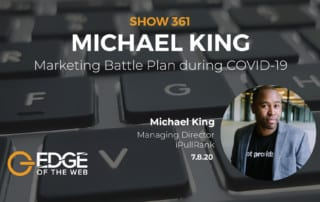 Michael King EDGE Featured Image
