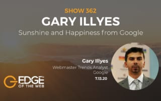 Gary Illyes EDGE Featured Image