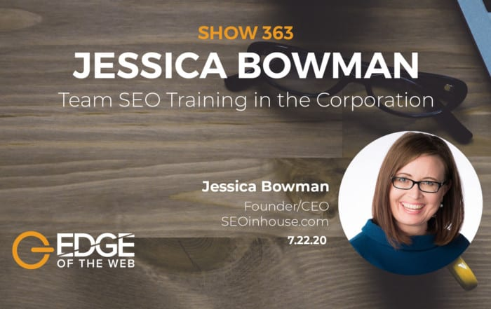 EDGE Episode 363 Featured Image of Jessica Bowman