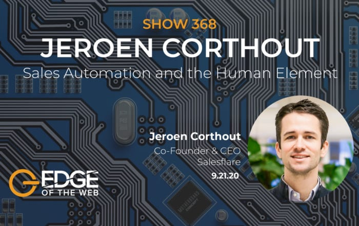 Jeroen Corthout EP368 Featured Image
