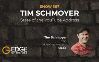 Tim Schmoyer EDGE Featured Image