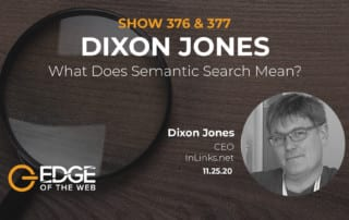 Dixon Jones EDGE Featured Image