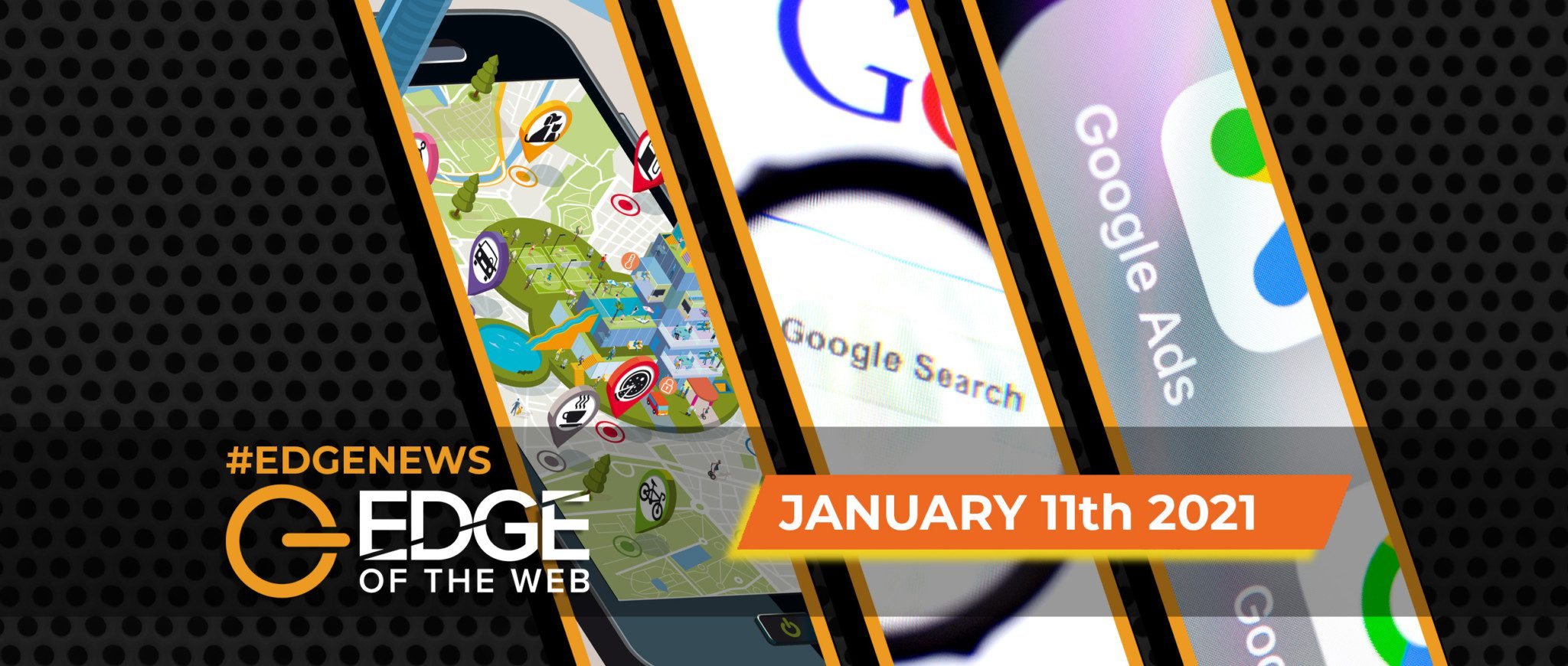 384 | News from the EDGE: Week of January 11, 2021