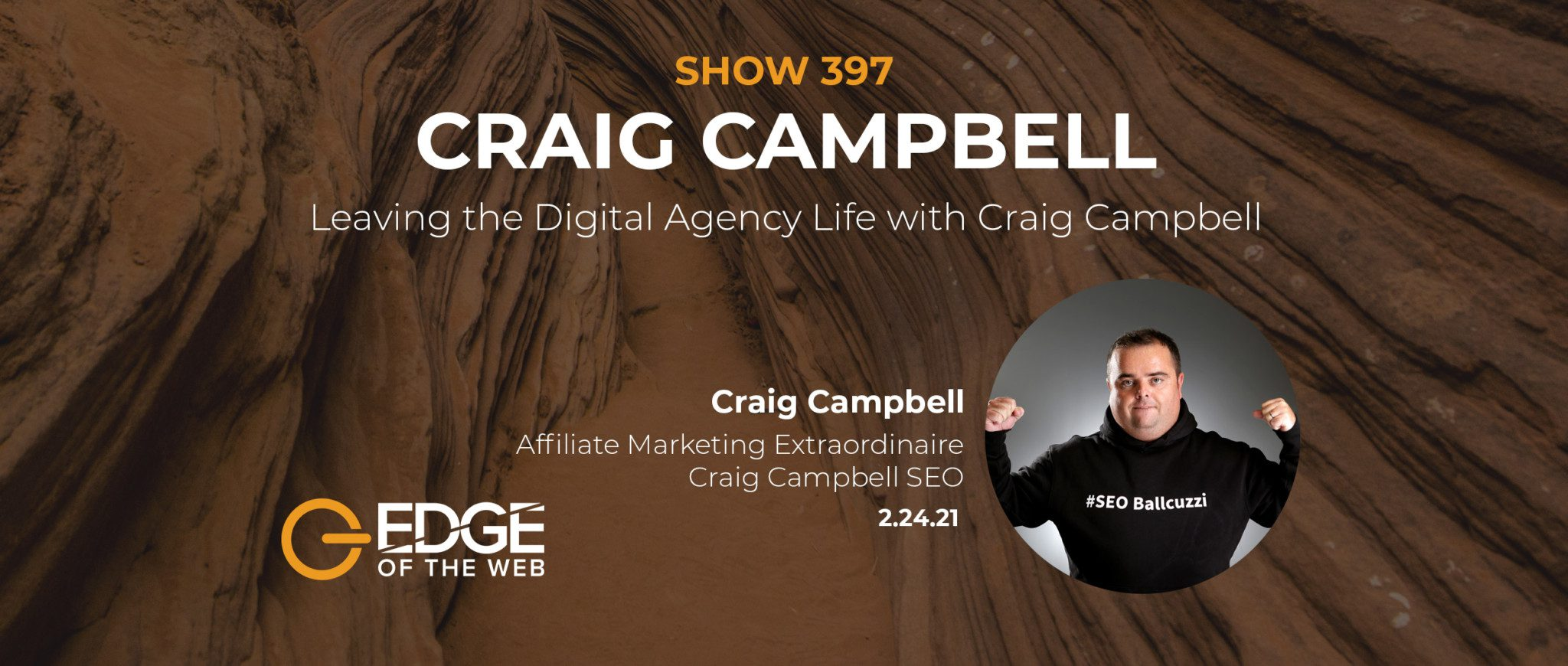EP397 Craig Campbell EDGE Featured Image