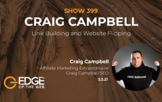 EP399 Craig Campbell EDGE Featured Image