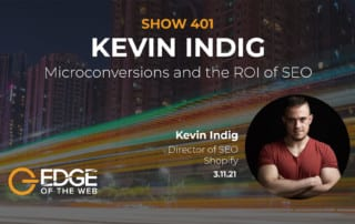 Kevin Indig EDGE Featured Image