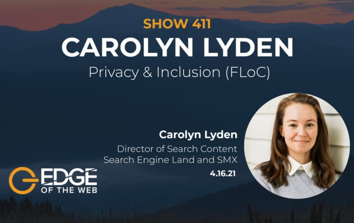 EDGE 411 Featured Image of Carolyn Lyden