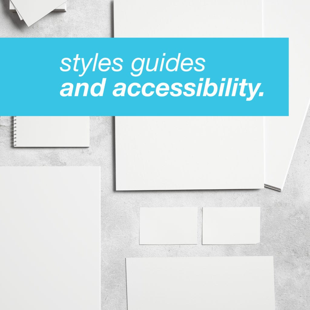 Style-Guides-and-Accessibility
