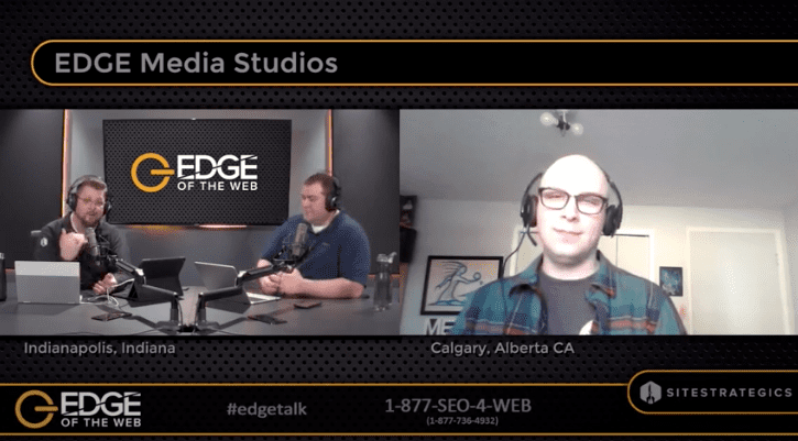 EDGE of the Web Interview with Joel Klettke