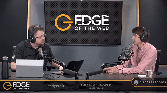 Interview with Max Yoder on the EDGE
