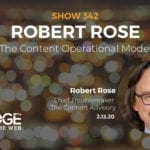 The Content Operational Model with Robert Rose of The Content Advisory