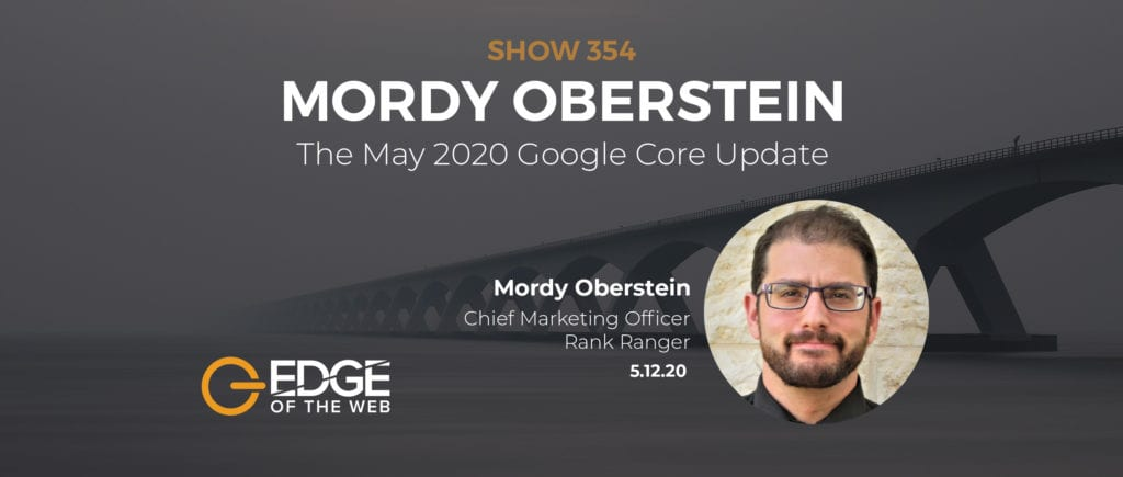 Mordy Oberstein EDGE Featured Image