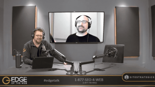 Jon Henshaw and Erin Sparks on EDGE of the Web