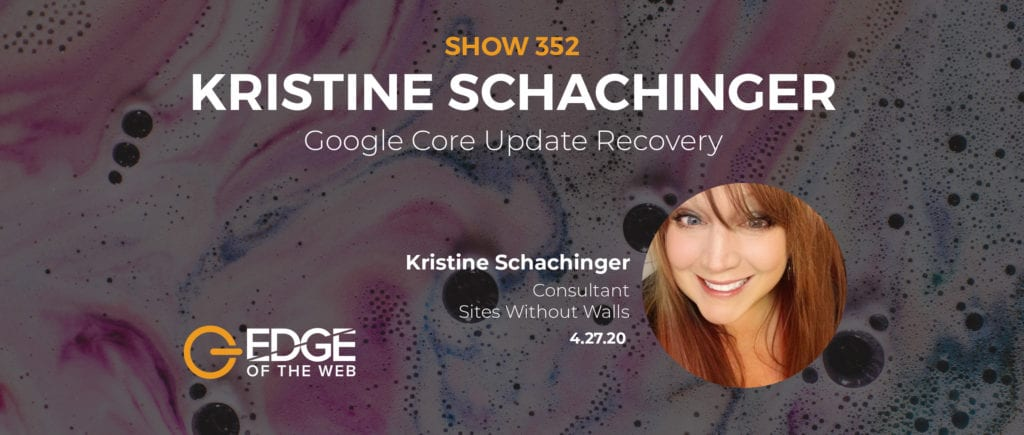 EDGE Featured Image of Kristine Schachinger