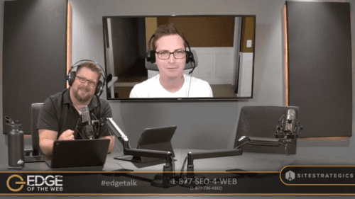 Greg Finn and Erin Sparks on EDGE of the Web EP358