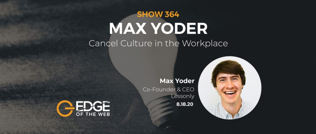 Max Yoder EDGE Featured Image
