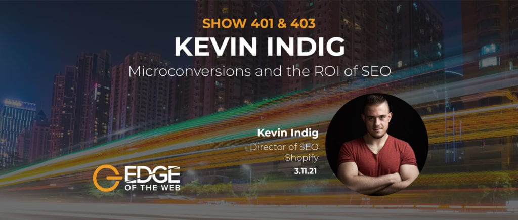 Kevin Indig 401 and 403 Featured Image
