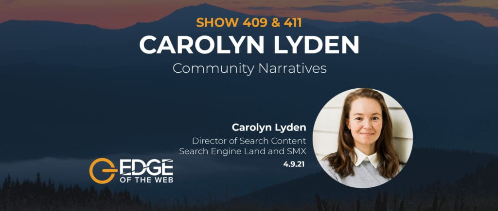 EDGE 409/411 Featured Image of Carolyn Lyden